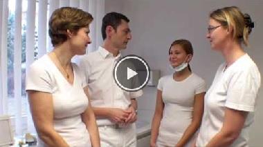 Zahnarzt Wien Dr. Reinhard Blindhofer und Team in Bezirk 20