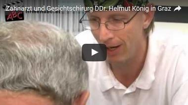 Zahnarzt DDr. Helmut König in Graz